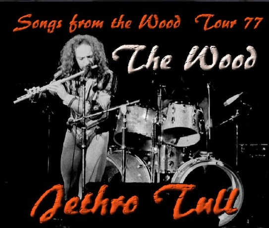 Jethro Tull(ジェスロ・タル 1977年「神秘の森」ツアー)/77.2.5Apollo Theatre+77.1.10Golders Green(映像)