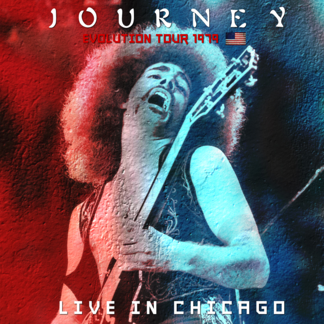 コレクターズCD Journey - Evolution Tour 1979