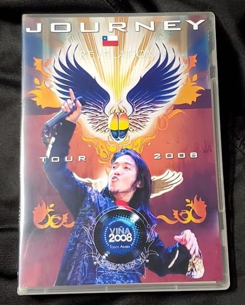 コレクターズDVD  Journey - Viña del Mar Festival 2008