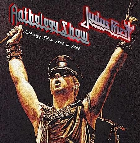 コレクターズCD Judas Priest -  Anthology Show 1984 & 1988