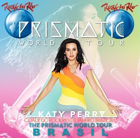コレクターズCD Katy Perry | ケイティ・ペリー 2015年南米公演9月27日ブラジル リオ