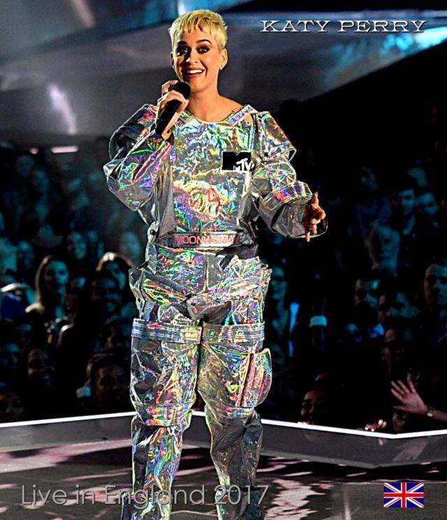 コレクターズBlu-ray  Katy Perry - Live in England 2017