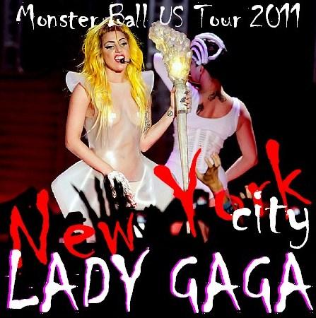 コレクターズCD レディー・ガガ(Lady Gaga) 2011年アメリカツアー MSG New York
