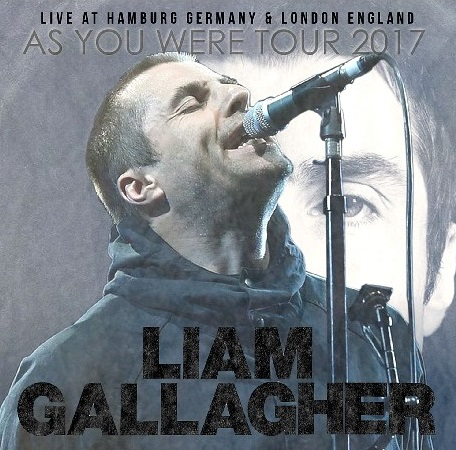 コレクターズCD Liam Gallagher - As You Were European Tour 2017