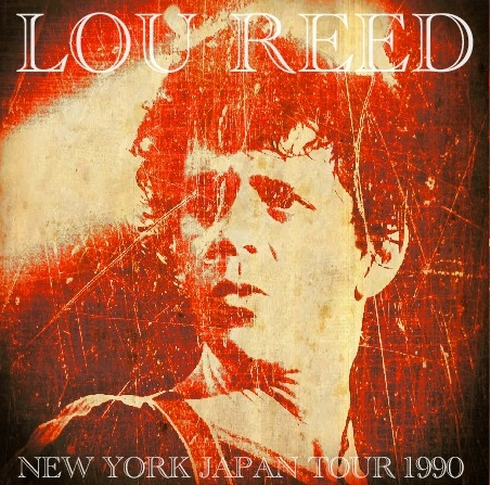 コレクターズCD ルー・リード(Lou Reed)1990年日本公演