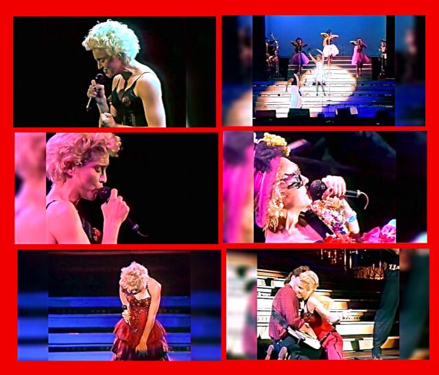 コレクターズDVD Madonna  - Who's That Girl European Tour 1987