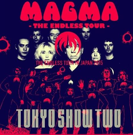 コレクターズCD  マグマ 2015年日本公演