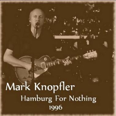 コレクターズCD Mark Knopfler(マークノップラー 96年ヨーロッパツアーHamburg/Germany)
