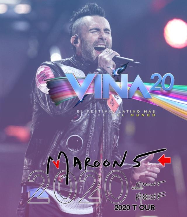 コレクターズBlu-ray  Maroon 5 - 2020 Tour