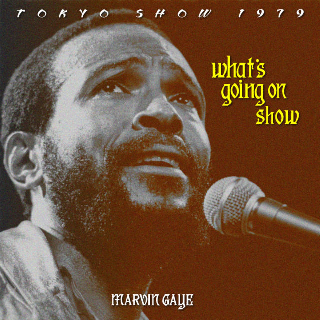 コレクターズCD Marvin Gaye - Japan Tour 1979