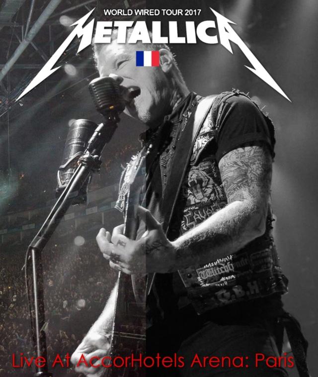 コレクターズBlu-ray Metallica - Worldwired Tour 2017