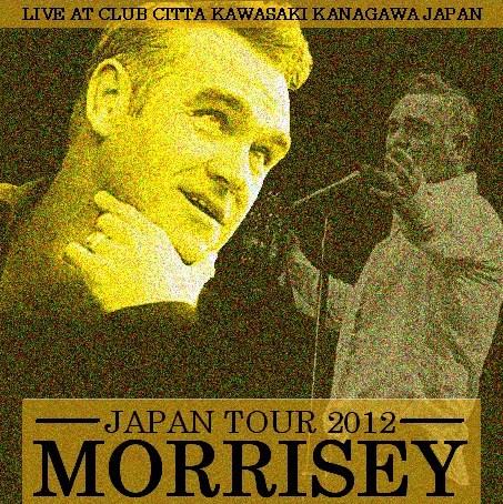 コレクターズCD Morrissey (モリッシー) 2012年日本公演