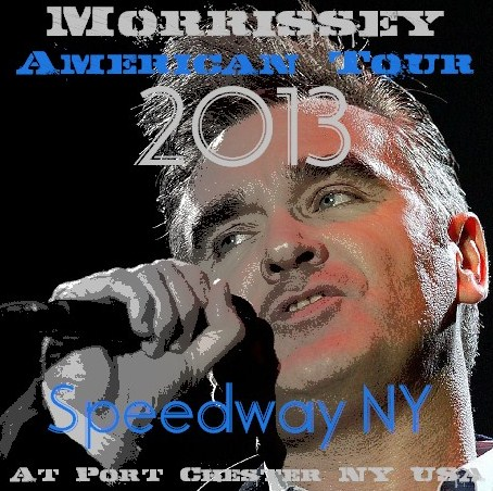 コレクターズCD  モリッシー 2013年 アメリカツアー
