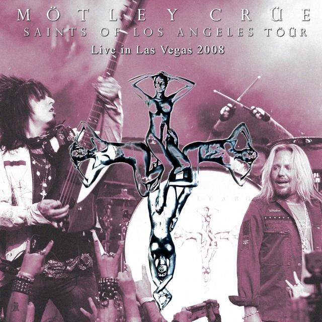 コレクターズCD Motley Crue - Crüe Fest  Tour 2008