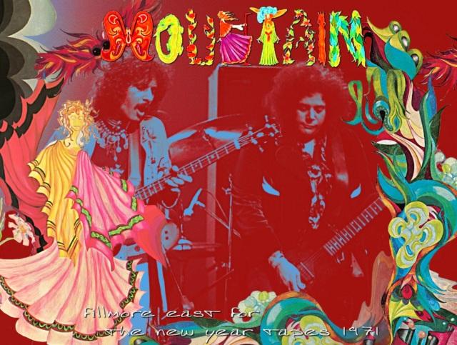 コレクターズCD Mountain - Anthology tapes 1970s