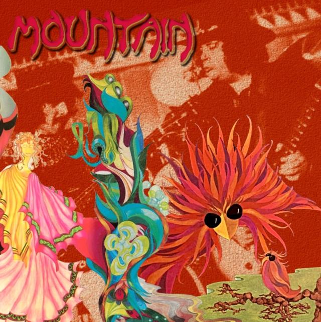 コレクターズCD Mountain - US Tour 1970s