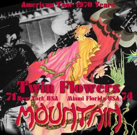 コレクターズCD マウンテン 1971年アメリカツアー