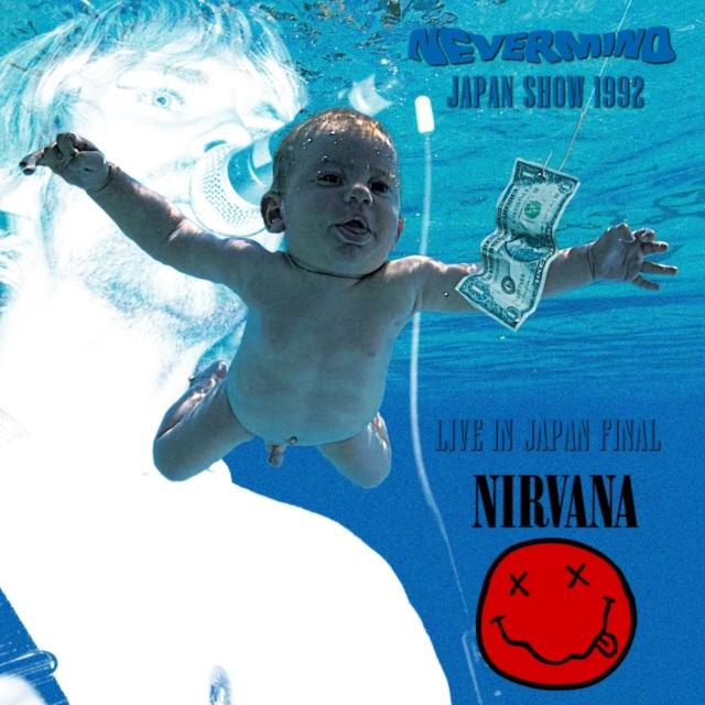 コレクターズCD NIRVANA - nevermind Japan Tour 1992 Final