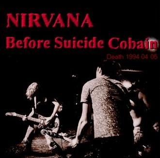 NIRVANA(ニルヴァーナ 1994年ヨーロッパライブ ラストライブ)/Ue Tour1994