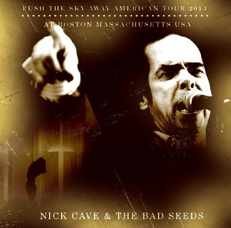 コレクターズCD Nick Cave & The Bad Seeds (ニックケイヴ&ザバッドシーズ)2013年アメリカツアー