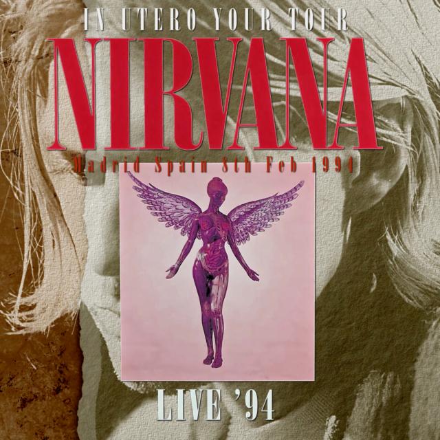 コレクターズCD Nirvana - In Utero Your 1994