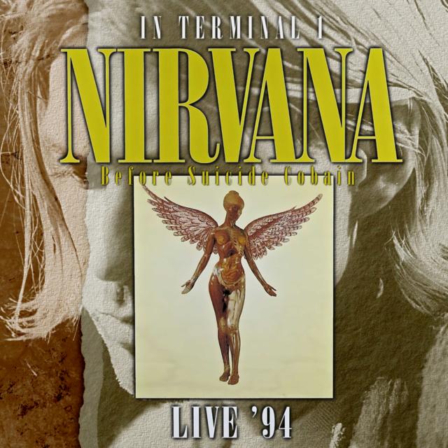 コレクターズCD Nirvana - In Utero Tour 1994