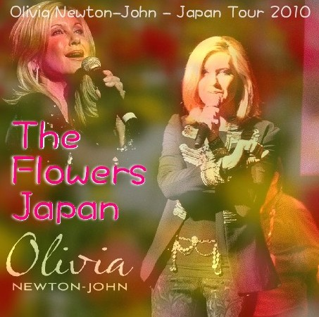コレクターズCD オリビア・ニュートン・ジョン(Olivia Newton-John 2010年 日本公演) 東京