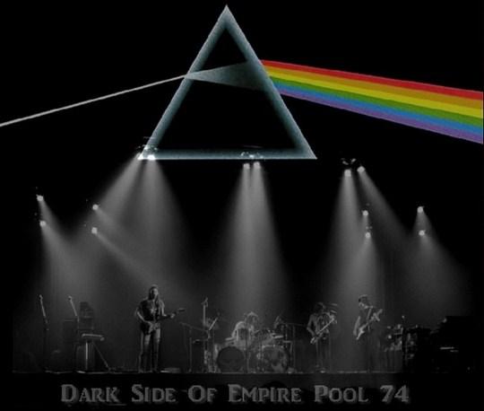 ピンクフロイド 狂気 UK Tour74 Wembley, London, UK