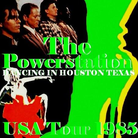 コレクターズCD  Power Station(パワー・ステーション)85年アメリカツアー