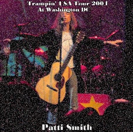 コレクターズCD パティ・スミス 2004年アメリカツアー