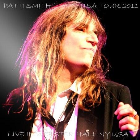 コレクターズCD パティ・スミス 2011年アメリカツアー