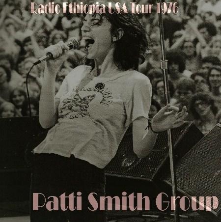 コレクターズCD パティ・スミス 76年アメリカツアー