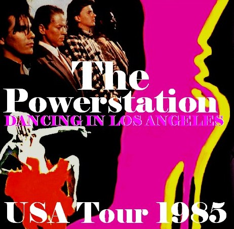 コレクターズCD The Power Station(パワー・ステーション)アメリカツアー