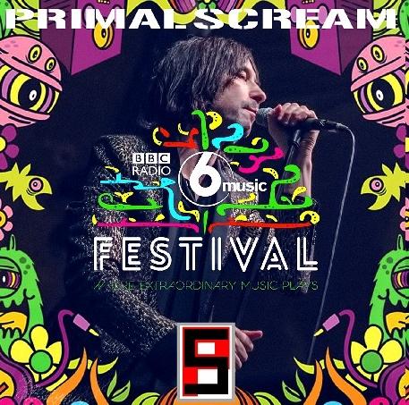 コレクターズCD プライマル・スクリーム(Primal Scream)2016年ウォームアップギグ