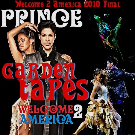 コレクターズCD プリンス(Prince w Sheila E)/20ten Tour 2010 Welcome2America NY
