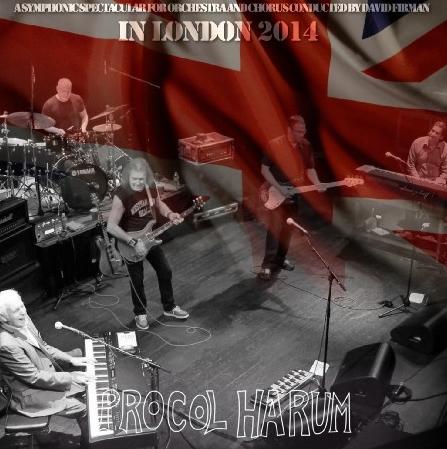 コレクターズCD プロコルハルム)2014年ロンドン公演 2014年11月24日 BBC IN CONCERT