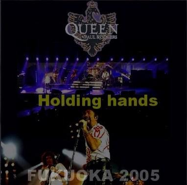 コレクターズCD Queen(クィーン+ポールロジャース2005年日本公演 福岡)
