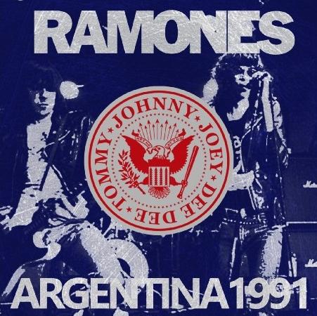 コレクターズCD ラモーンズ1991年南米ツアー