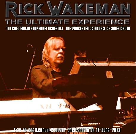 コレクターズCD リック・ウェイクマン 2013年 ヨーロッパツアー