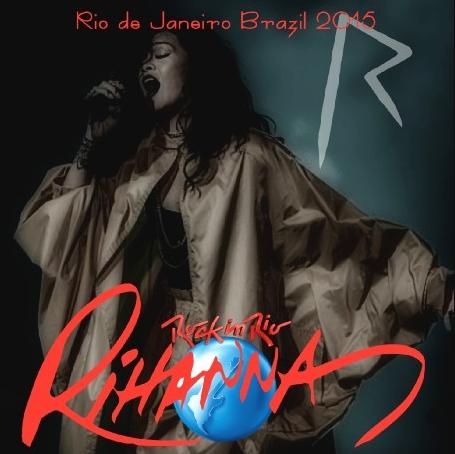 コレクターズCD リアーナ 2015年南米公演 ロックインリオ