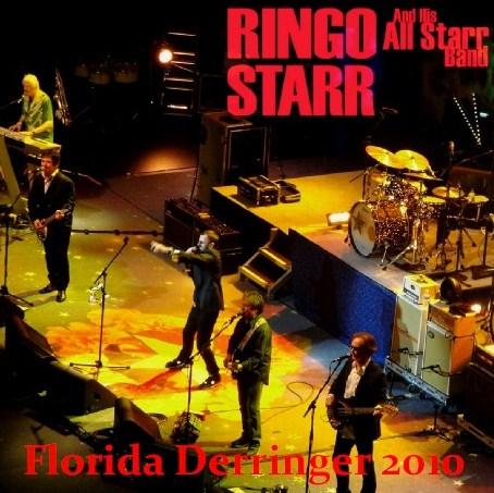コレクターズCD Ringo Starr And His All Starr Band(リンゴ・スターwRick Derringer2010年アメリカツアー)