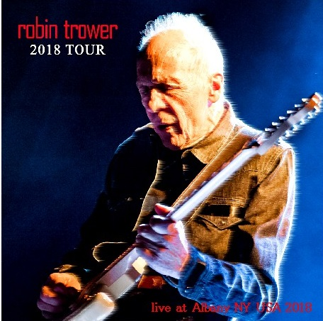 コレクターズCD Robin Trower - 2018 North American Tour