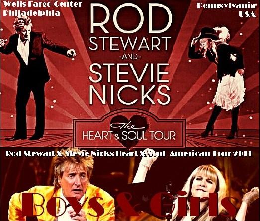 コレクタ-ズCD  Rod Stewart & Stevie Nicks(ロッド・スチュワート&スティーヴィー・ニックス)2011.04.05