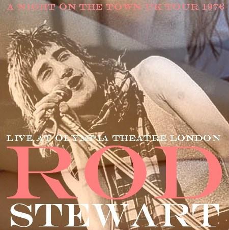 コレクタ-ズCD  Rod Stewart (ロッド・スチュワート)76年イギリスツアー Olympia
