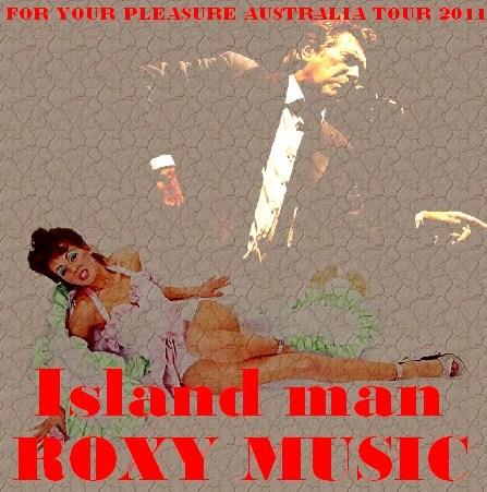 コレクターズCD ROXY MUSIC(ロキシーミュージック2011年オーストラリア公演)2011.02.25 Sydney