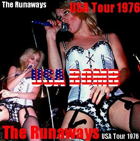 コレクターズCD The Runaways(ランナウェイズ 76年アメリカツアー)