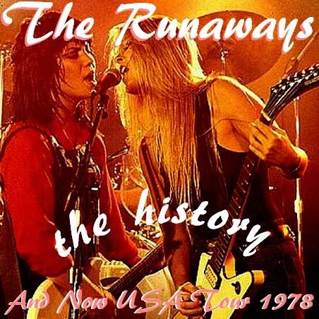 コレクターズCD The Runaways(ランナウェイズ 78年アメリカツアー)