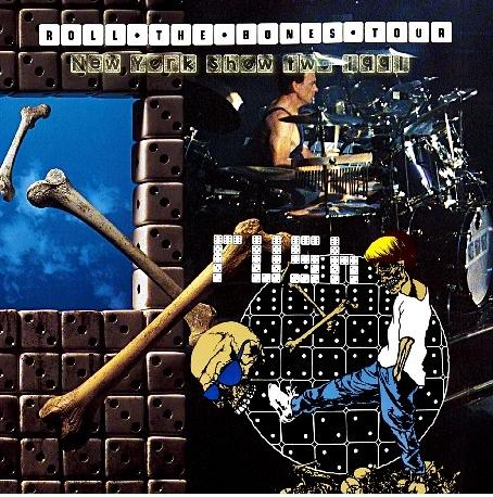 コレクターズCD ラッシュ1991年アメリカツアー