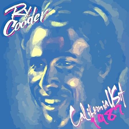 コレクターズCD ライ・クーダー(Ry Cooder) 1987年アメリカツアー