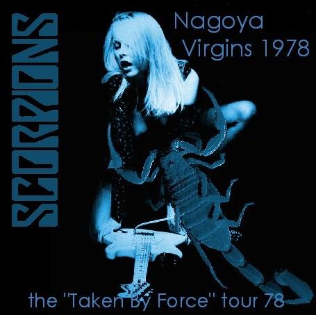 コレクターズCD Scorpions(スコーピオンズ1978年日本公演 名古屋)